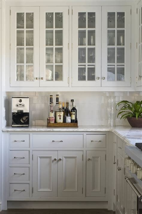 kitchen cabinet fronts glass front kitchen cabinets traditional kitchen phoebe howard