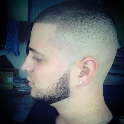zero fade hairstyle zero fade haircut great transition from skin fade to