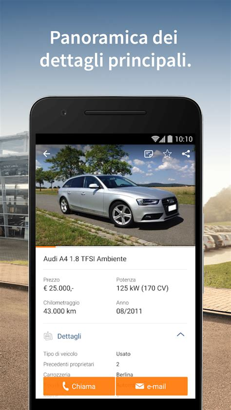 Autoscout App by Autoscout24 Auto Usate App Android Su Play Autos Post