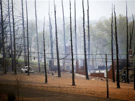 Fireball Burns Man Torches Pa Forest Toledo Blade