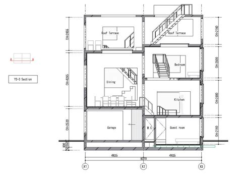 H Drawing Size by Aeccafe Archshowcase