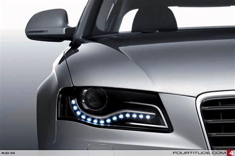 Car Lighting Technology New Audi Led Headlights Technology Dash Z Racing