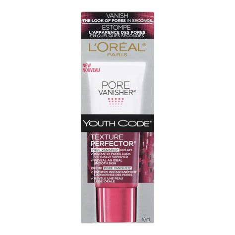 Loreal Day And l oreal youth code texture perfector