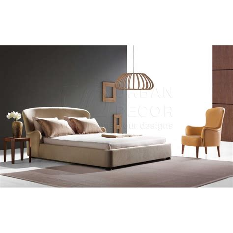 modern upholstered headboard bruge upholstered modern bed