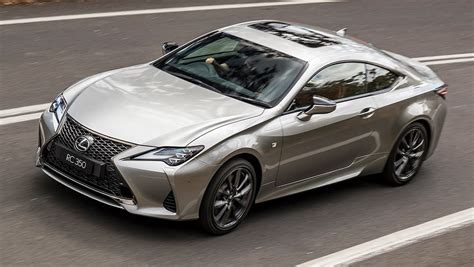 2019 Lexus Coupe by Lexus Rc Coupe 2019 Pricing And Spec Confirmed Car News