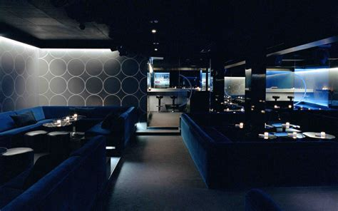 Interior Club by Dai Brand Design Architecture Agency In Zurich