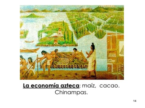 imagenes economia azteca aztecas e incas