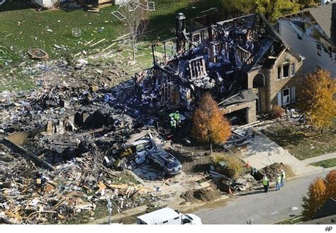 House Explosion by Indianapolis House Explosion Possibly Caused By Furnace Homeowner Says Probe Continues