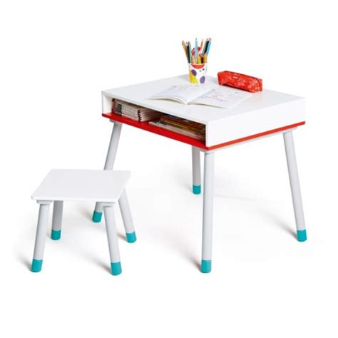 bureau enfant evolutif bureau 233 volutif et tabouret educabul cr 233 ation oxybul