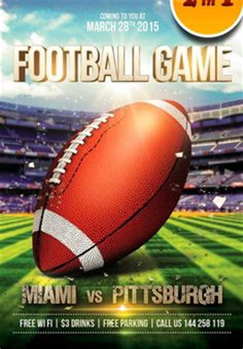 Football Party Flyer Templates Tailgating Sports Party Pinterest Party Flyer Football Free Tailgate Flyer Template