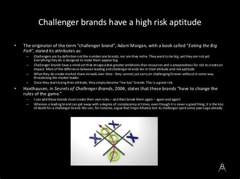 brand challenger what challenger brands are how they work and how to