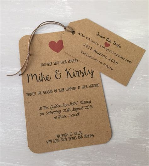 card for wedding invitations supplies designs brown recycled card wedding invitations as well