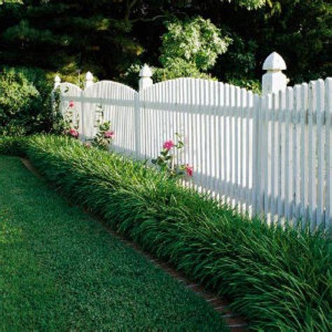 Garden Fencing Ideas Do Yourself 33 Best Images About Home Fences On Pinterest Vinyls Classic Style And Fence Installation Cost