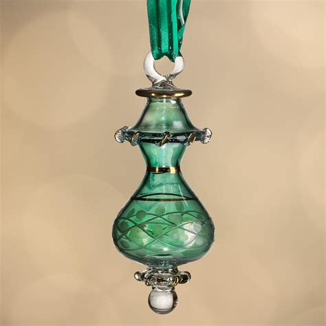 ornaments glass blown blown pyrex glass ornament on sale