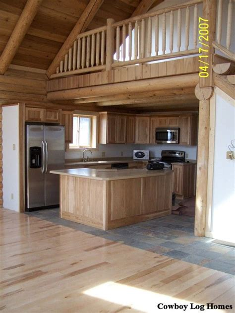houses with lofts small cabin homes with lofts log cabin loft and kitchen log home kitchen and open loft the log