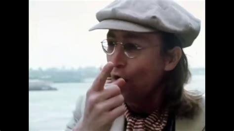 John Lennon's UFO sighting in New York City 1974 - YouTube