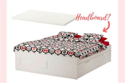 brimnes headboard hack linnmon as brimnes bed headboard hackers help ikea hackers
