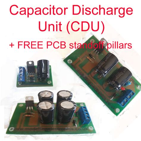 capacitor discharge unit for model railways model railway cdu capacitor discharge unit hornby seep peco points motor cdu ebay