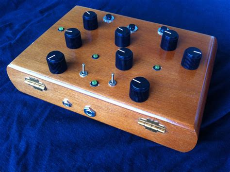 Handmade Electronics - handmade electronic instruments by michael rucci