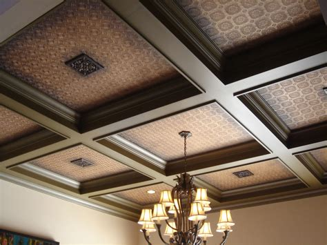 coffered ceiling paint ideas make a wish home show tucker decorative