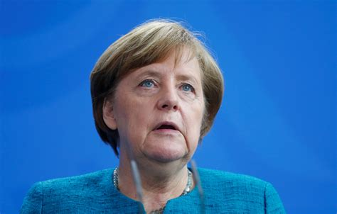 angela merkel angela merkel says no to islam regulating muslims
