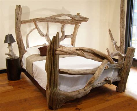 driftwood bed best 25 driftwood headboard ideas on pinterest