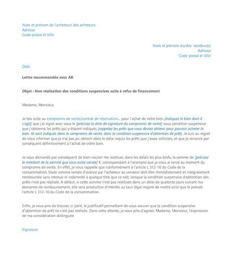 Modele Lettre Demande Document Manquant