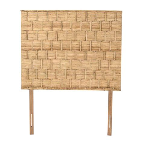 Padma S Plantation Rattan Weave Headboard Rwhb01 At Rattan Headboards Beds