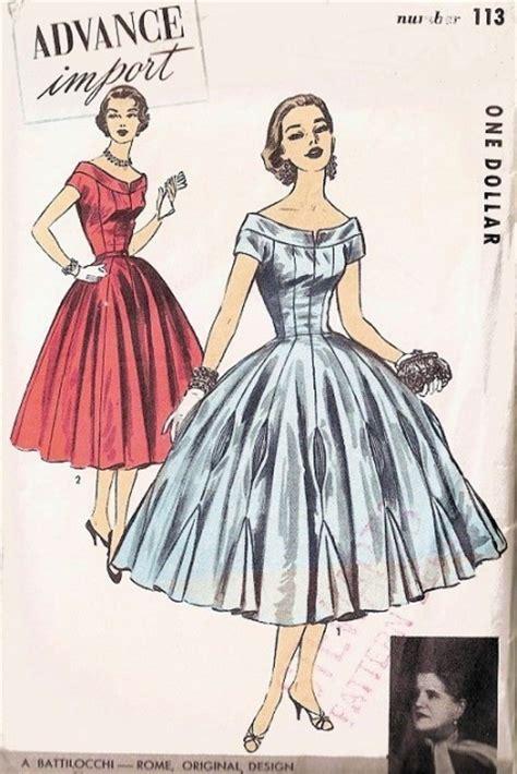 Cka 067 Dress Impor 90 best 1950s images on vintage fashion 1950s skirt and 50s dresses
