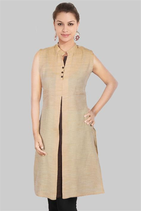 design dress collars confession9 greyish green cotton texture kurta dress