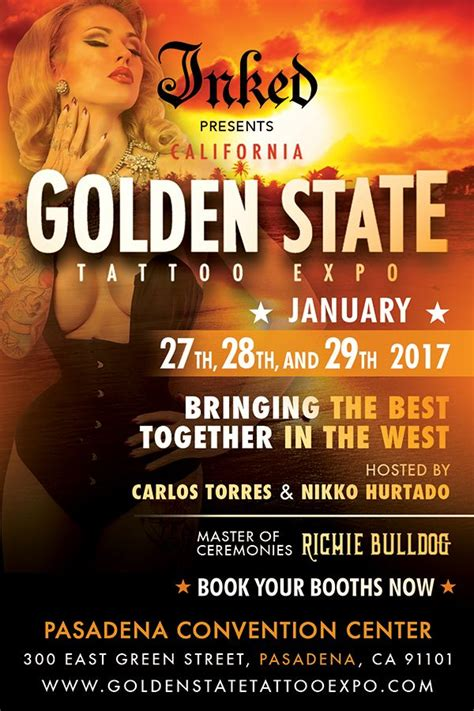 tattoo convention 2017 los angeles world s greatest tattoo art festival los angeles golden
