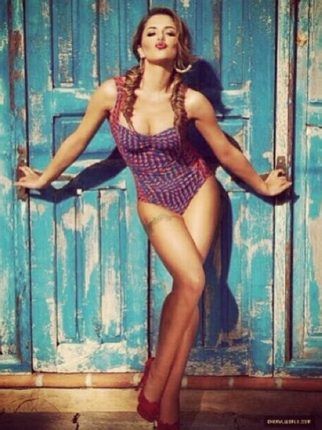 bern ni wewe official hd cheryl cole s calendar 2014 preview capital