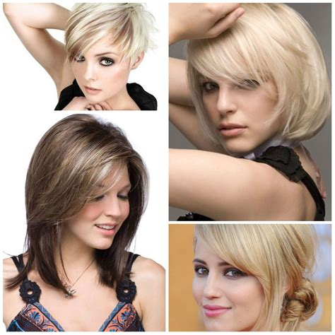 Hairstyles 2017 Trends For And side swept bangs hairstyle trends for 2017 haircuts and