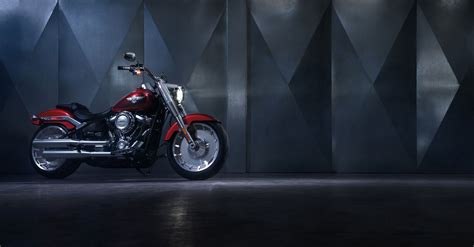 2018 Harley Davidson Fat Boy Review   TotalMotorcycle