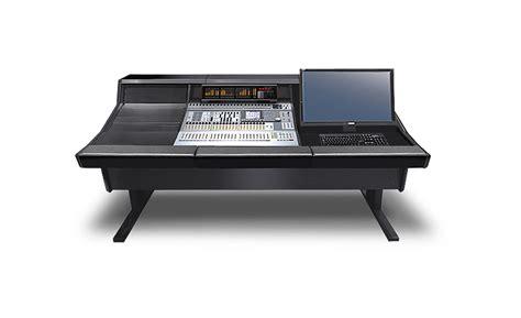 studio console desk argosy console desk 90 series politusic