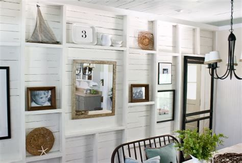 cottage wall remodelaholic home sweet home on a budget dining room