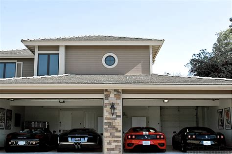 World's Most Beautiful GARAGES & Exotics: Insane GARAGE