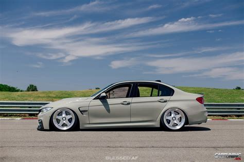 stance bmw m3 stance bmw m3 f30 side view