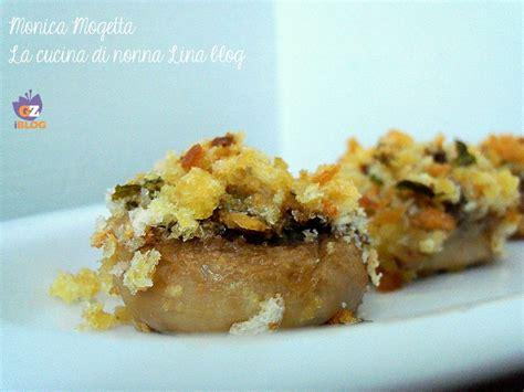 ricetta cucina italiana facile chignon gratinati ricetta facile la cucina di nonna
