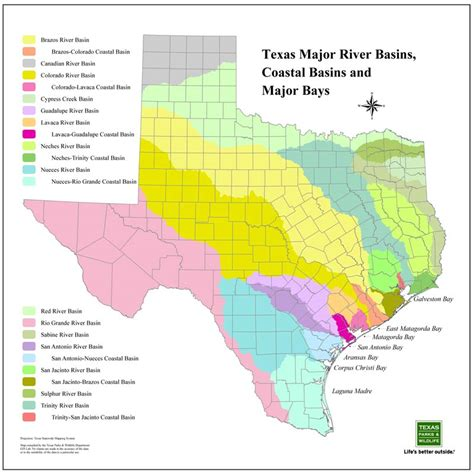 texas watershed map what s your watershed address chapter 3 texas aquatic science
