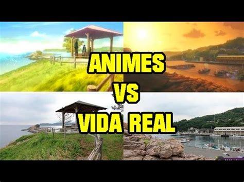 imagenes de japon anime vs vida real fotos reales de japon youtube
