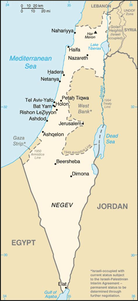 Map Of Middle East Israel by Israel Wannadive Net World Dive Site Atlas
