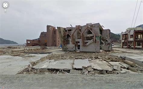 imagenes de japon despues del tsunami mira con google street view el antes y despu 233 s del tsunami