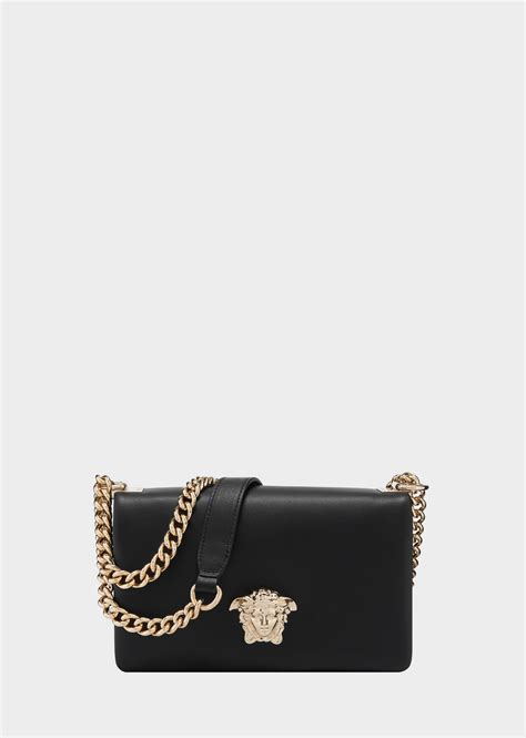 Harga Versace Bag womens leather mini cross chain shoulder bag handbag