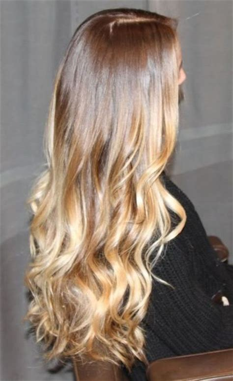 ombre dirty blonde to brown images 1000 images about hair goals on pinterest brown to