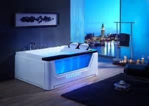 baignoire baln 233 o 2 places rectangulaires avec hublot