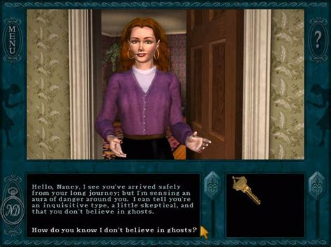 full version nancy drew games free online nancy drew message in a haunted mansion game play free