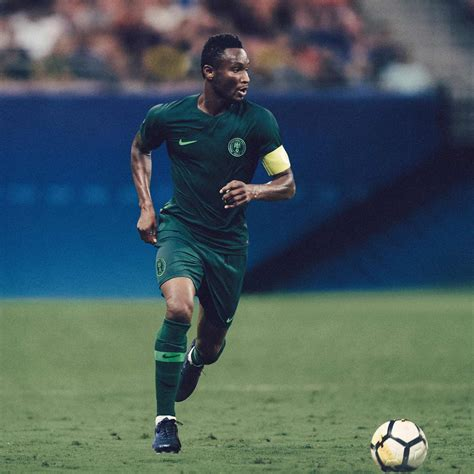 nigeria 2018 world cup away kit revealed footy headlines