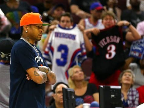 allen iverson bench press allen iverson and dr j return to philly in big3 coaching