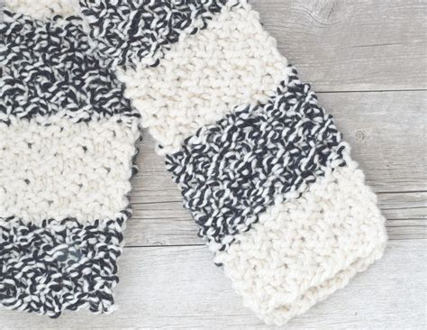 knitting pattern scarf double knit winter nights easy knit scarf pattern mama in a stitch